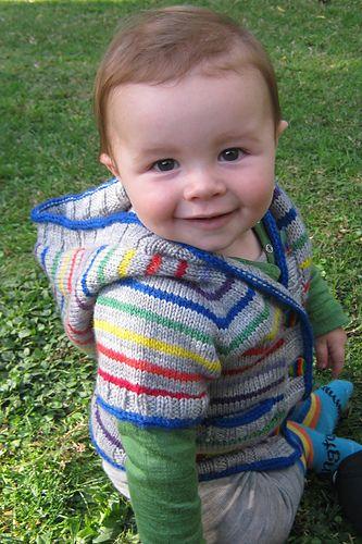 Ravelry: Rainbow Child pattern by Rebecca Newman