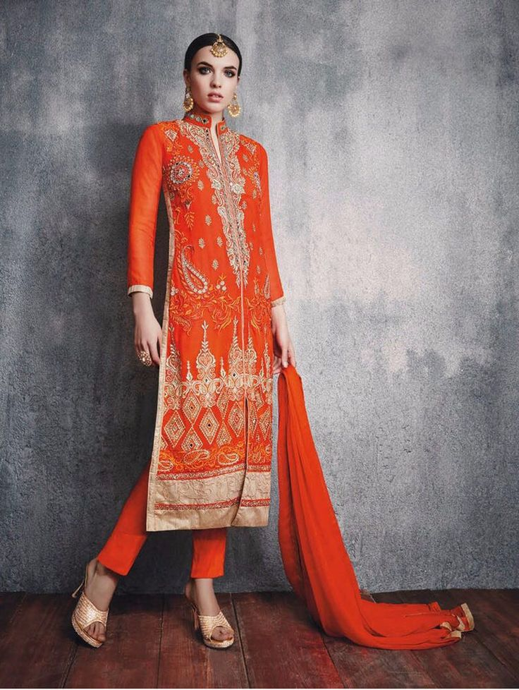 Salwar New Designer Kameez Bollywood Indian Suit Dress Ethnic Anarkali Pakistani #TanishiFashion #Designer