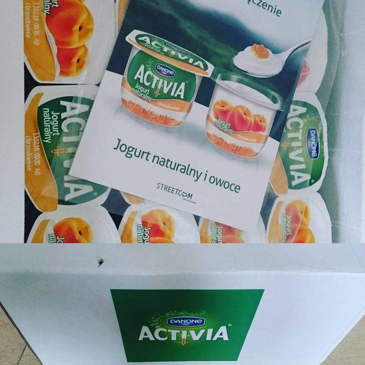Nowa kampania Activia... Nie mogę się doczekać degustacji!!  #idealnepolaczenie #nowaactivia #zdrowieiprzyjemnosc https://www.instagram.com/p/BBCr4Gut7sA/