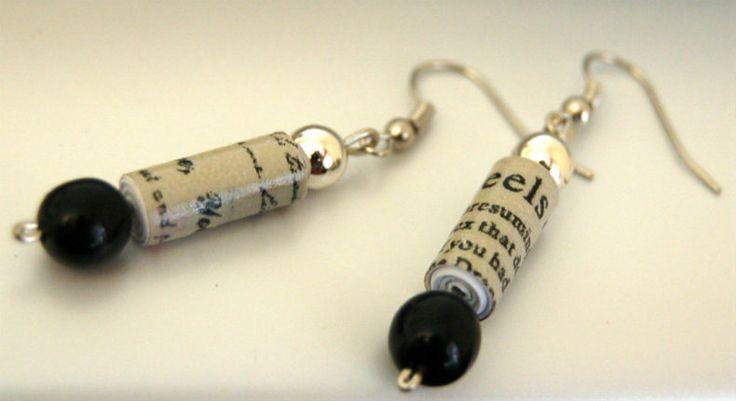 Miss Quilling ♥: Il mio shop!!!! ...e nuovi orecchini! New paper earrings and...my shop!!!!