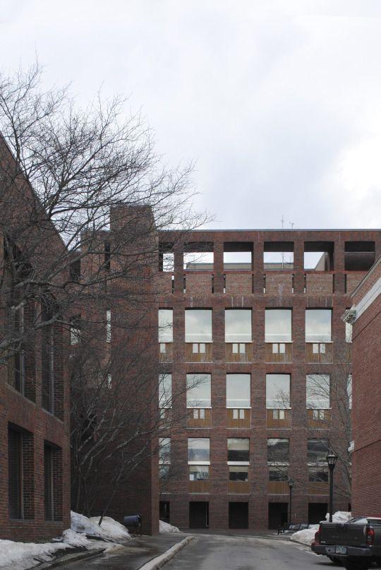 Exeter Library - Louis Kahn