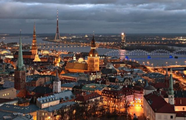 Riga - Classifica Hometogo - Città europee Internet Friendly