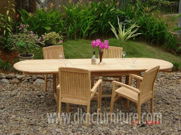 Garden Furniture Oval Extention Table Stacking Chair more info E-mail: kranji123@indo.net.id / info@dkncfurniture.com or visit website www.dkncfurniture.com #gardenfurniture #oval #extention #table #spogagafa #chair #stacking #dkncfurniture #sale