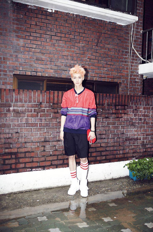 EXO XOXO: 1st. Album Repackage (2013.08.05) EXO's Luhan
