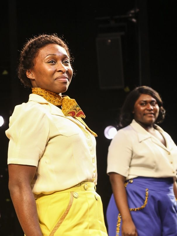 The Color Purple - First Performance - 11/15 - Cynthia Erivo and Danielle Brooks