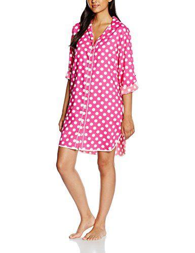 Camicia da notte - premaman - Donna - Rosa - taglia 50