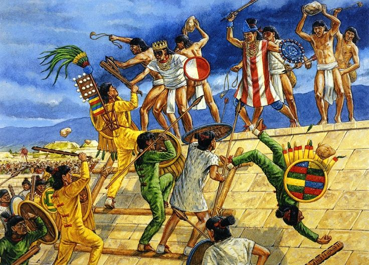 aztecs at war