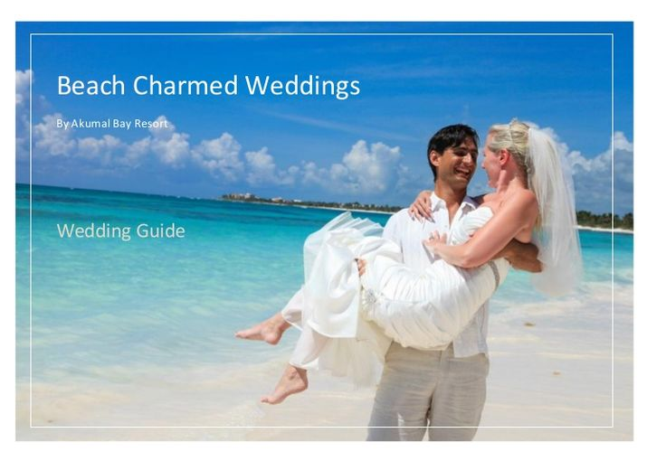 Your one stop guide to planning your wedding at Akumal Bay Resort in the Mayan riviera in 2015