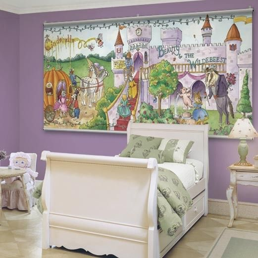 17 best images about fairy garden bedroom on pinterest for Fairy garden mural