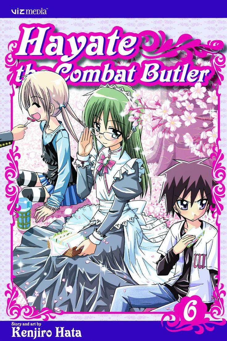 Hayate 6 • Hayate the Combat Butler by Kenjiro Hata