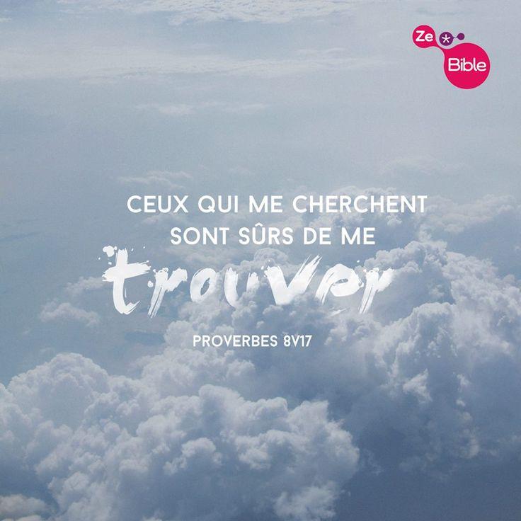 Proverbes 8:17