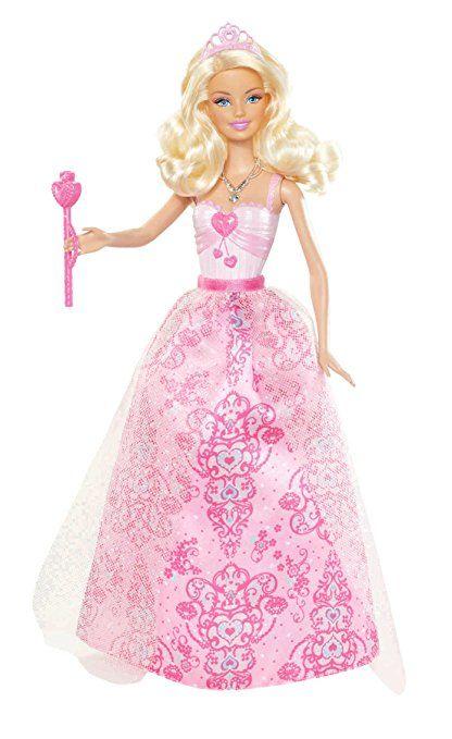 Barbie - Principessa, colore vestito: Rosa