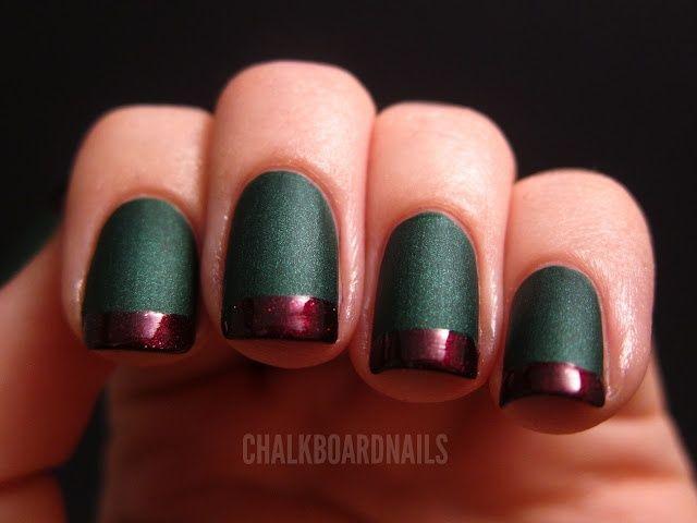 holiday nails | Holiday Nails | Nails, Hair, and Beauty