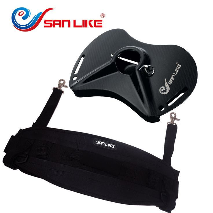 Sanlike Free Shipping Fishing Tackle  Fighting Belt Fishing Rod Holder Special For Big Fish Japanese Fishing Suit