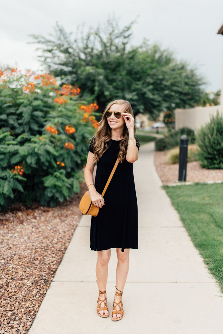 The Summer Of One Dress Black Swing Dress Swing Dresses Outfit Black Swing Dress Outfit [ 1102 x 736 Pixel ]