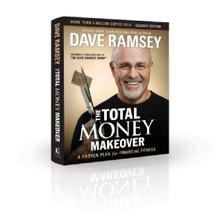 The Total Money Makeover by Dave Ramsey provides 7 organized easy-to-follow steps that will lead you out of debt to a total money makeover.