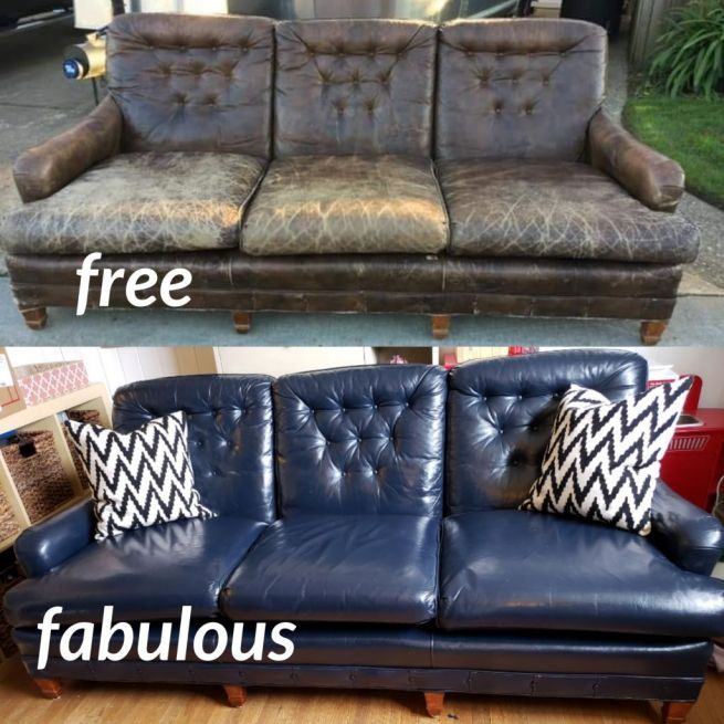 Take A Look At This Restoration Completed By Our Ne Service Branch Does The Damage To This Leather Sofa Look Familia Furniture Repair Repair Leather Furniture