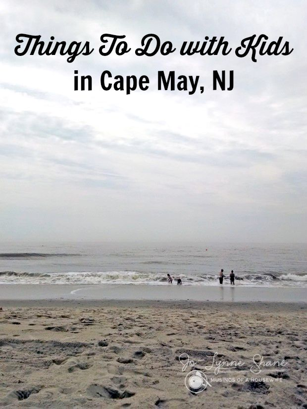 Family Travel: Things To Do With Kids in Cape May, NJ. See why the Jersey Shore is so much more than a raunchy TV show!! Get the scoop:  http://www.jolynneshane.com/things-to-do-with-kids-in-cape-may.html