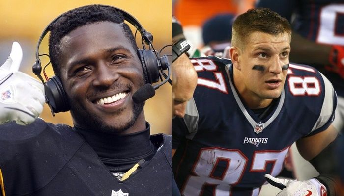 Rob Gronkowski And Antonio Brown Are Victims Of The Business Side Of The NFL