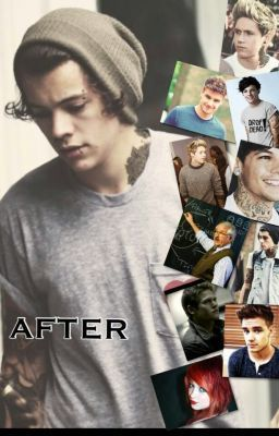 This is the fanfic that is getting really popular right now: After. Gonna start reading it now!
