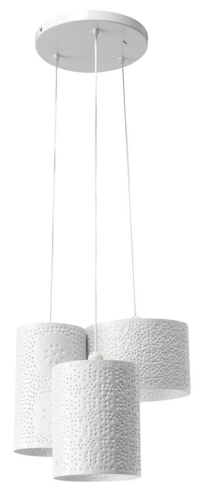 Een lamp die gezien magworden. Hanglamp Marrakech 3-lichts. #leenbakker