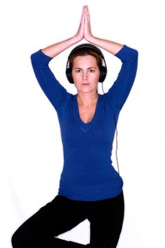 Top 10 Yoga Songs via @Mary Starr's lovely blog :)