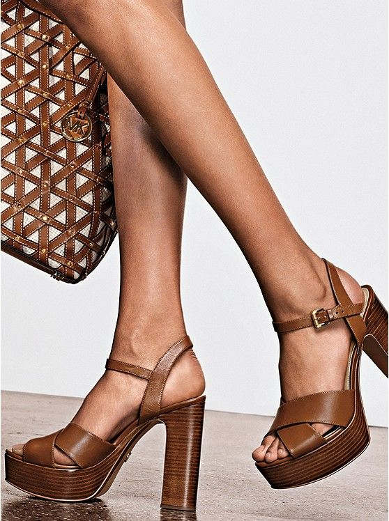 841cbe67ee Brooklyn Large Tote & Sia Platform Sandals | Shoes | Shoes, Large ...