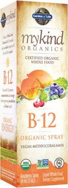 13mykind Organics Vitamin B-12 Liquid