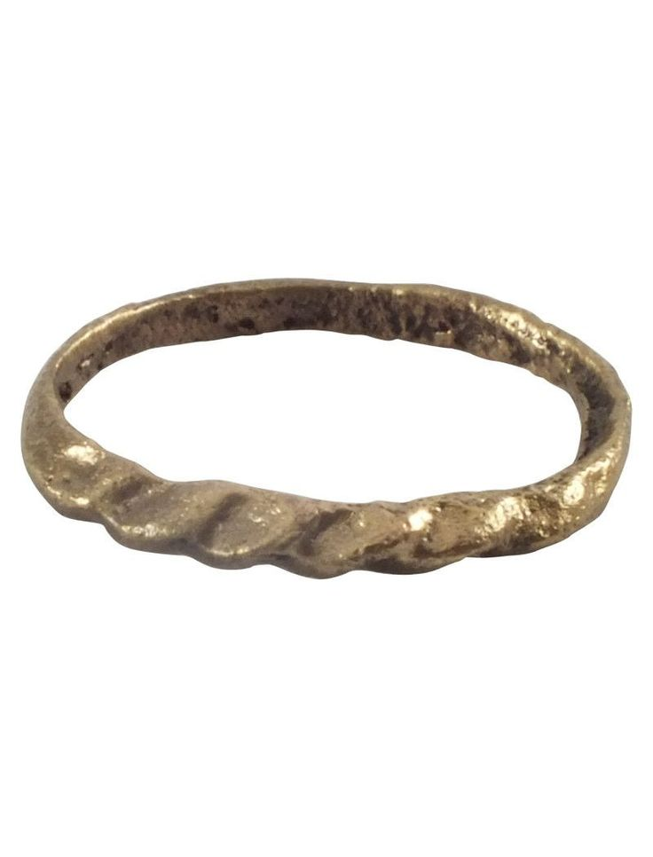 ANCIENT VIKING WEDDING RING C.900 AD