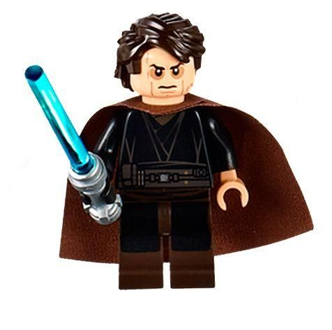 lego star wars 9526 evil sith anakin skywalker new star. Black Bedroom Furniture Sets. Home Design Ideas