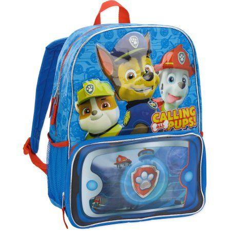 Paw Patrol Pup Pad Backpack