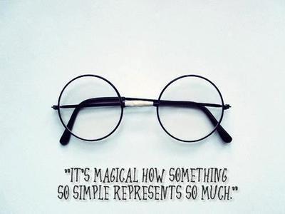 Είναι μαγικό πως κάτι τόσο μικρό αντιπροσωπεύει κάτι τόσο σπουδαίο!