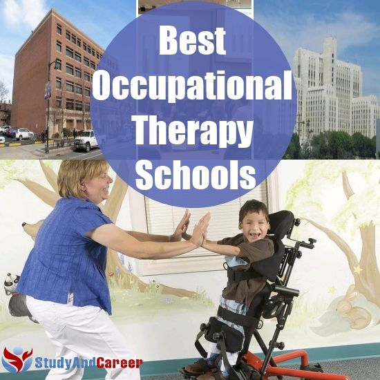 Best Occupational Therapy Schools in the US