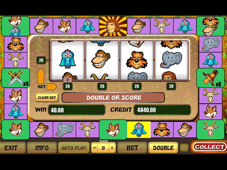 Buy Slot Game for Online Casino - Tarzan SQUARE Slot Slot