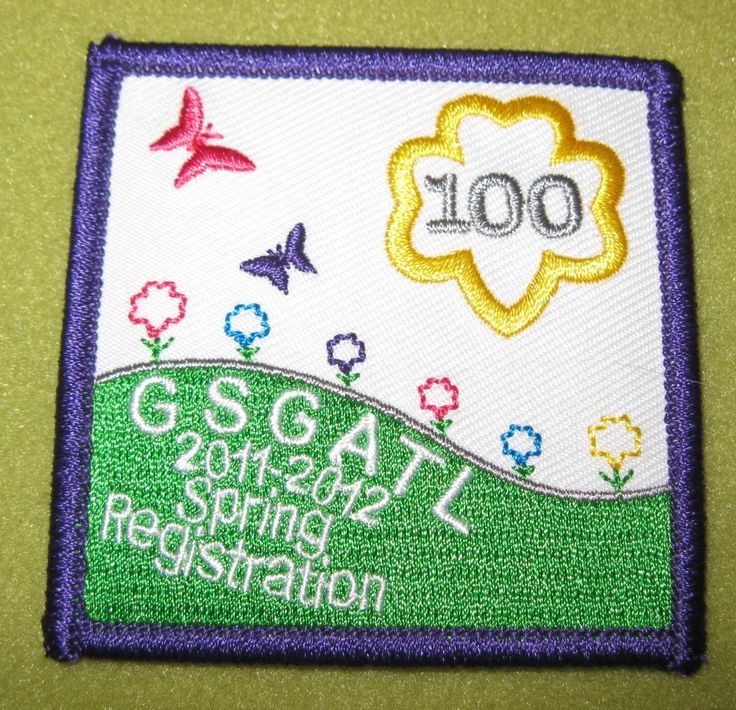 Girl scout camp registration