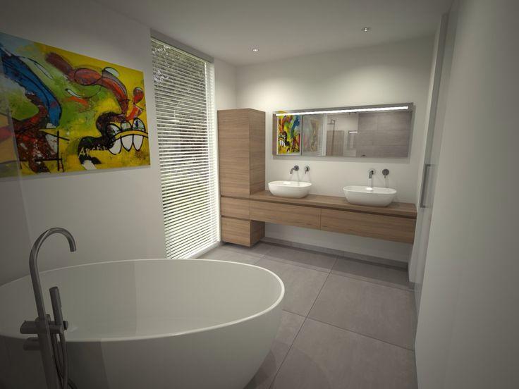 29 besten badkamer bilder auf pinterest badezimmer bad