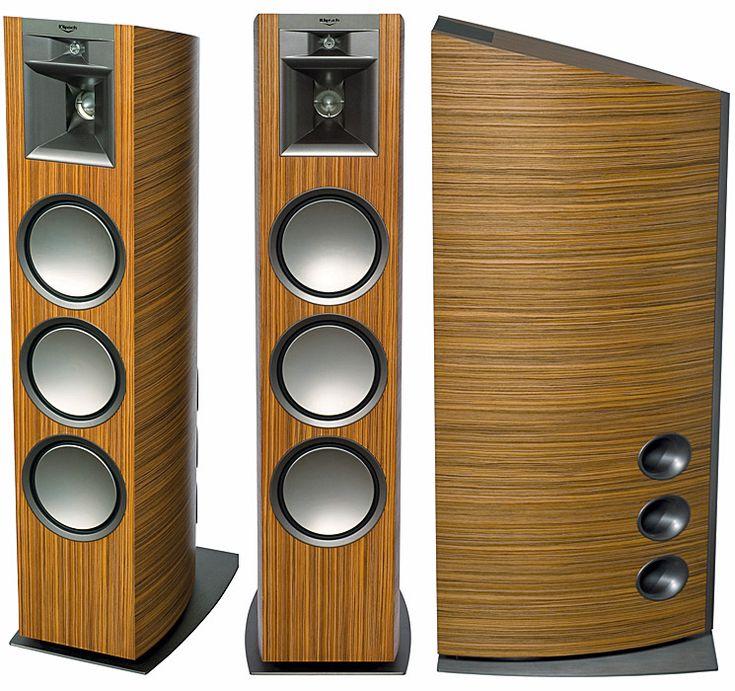 116 best klipsch images on pinterest music speakers. Black Bedroom Furniture Sets. Home Design Ideas
