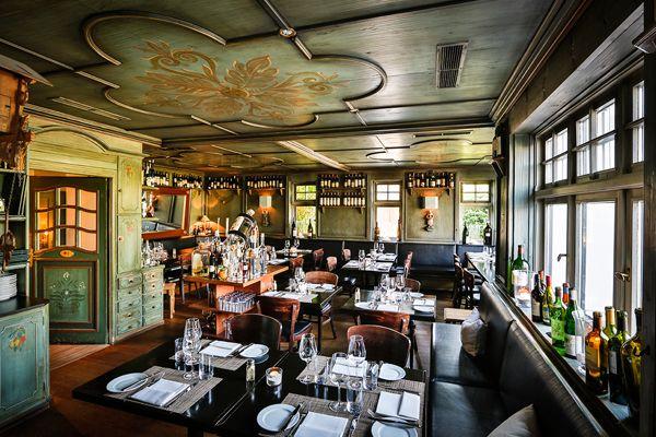 Café und Restaurant �Manne Pahl� � Kampen / Sylt