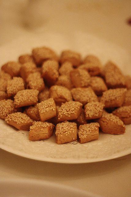Tuzlu Kurabiyeler | Yemek Zevki