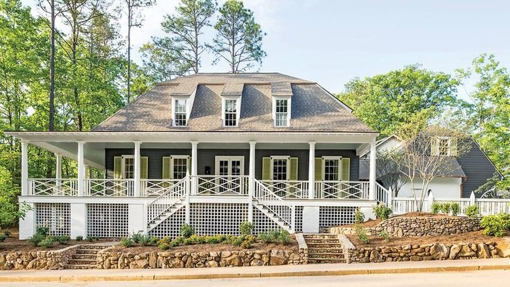 The Best House Plans Of 2017: Celebration Cottage, Plan #1891