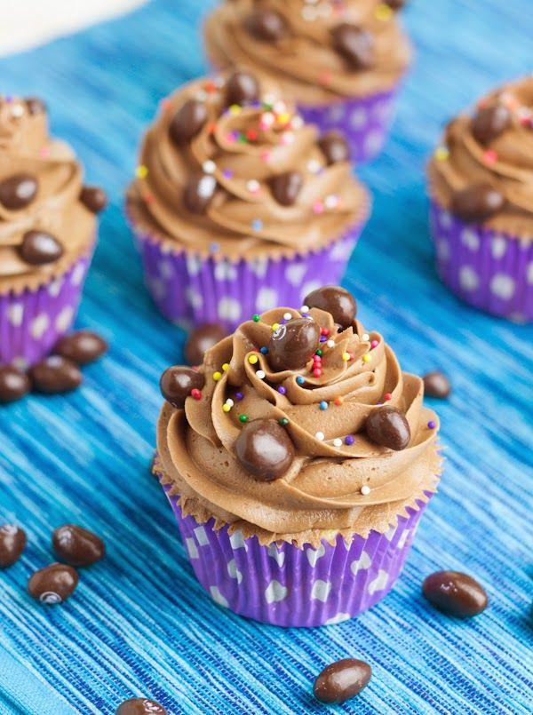 Cupcakes de conguitos y 100 kil metros por una buena - Objetivo cupcake perfecto blog ...