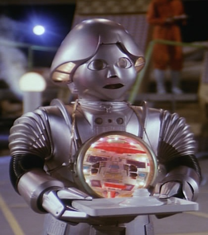 Twiki from Buck Rogers