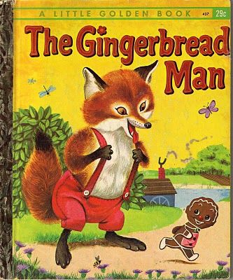 The Gingerbread Man, illustrated by Richard Scarry