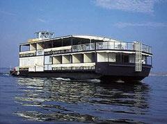 Osprey Houseboat, Lake Kariba.