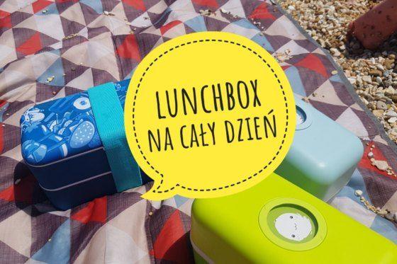 Lunchbox na cały dzień dla rodziny #4 – przepisy idealne na wakacje (aż 5 zestawów)