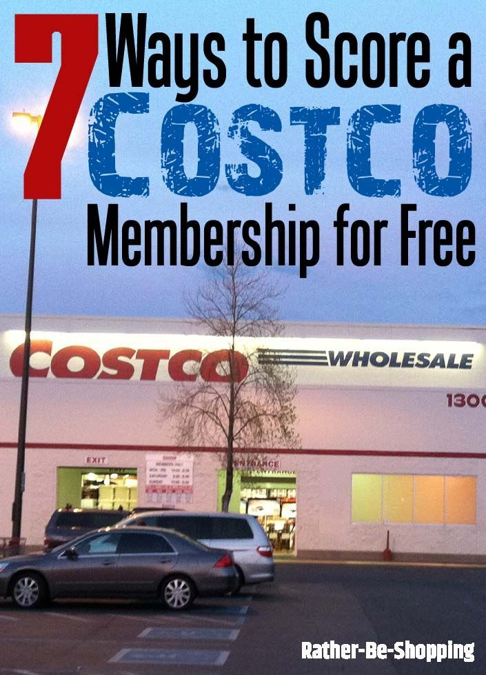 How to Score a Costco Membership for Free