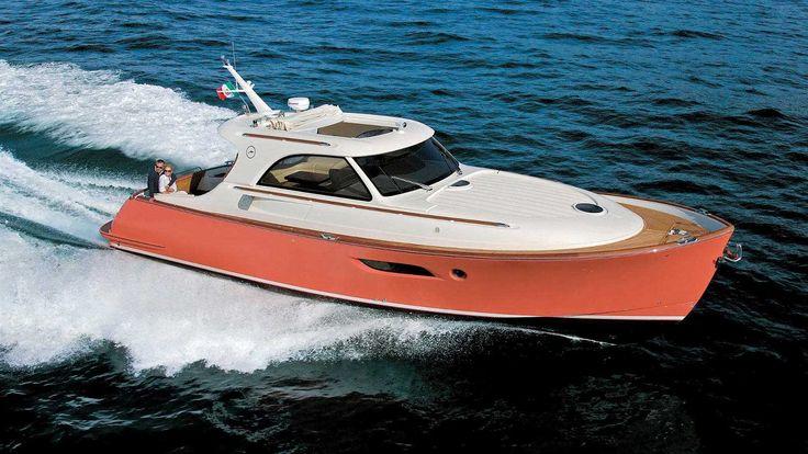 Mochi Dolphin 44' - Photo gallery - Mochi Craft Yacht