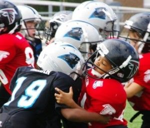 The Pop Warner youth football group issued new practice guidelines this week in an attempt to reduce concussions and head injuries among the more than 400,000 children who participate in youth football leagues in the United States. Pop Warner is a major source and feeder system for high school, college, and professional football – more than 70% of NFL players got their start in football through a Pop Warner league. #football #brain #health