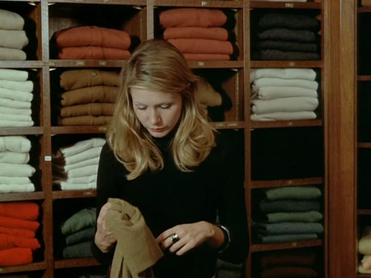 Love in the Afternoon (Eric Rohmer, 1972)