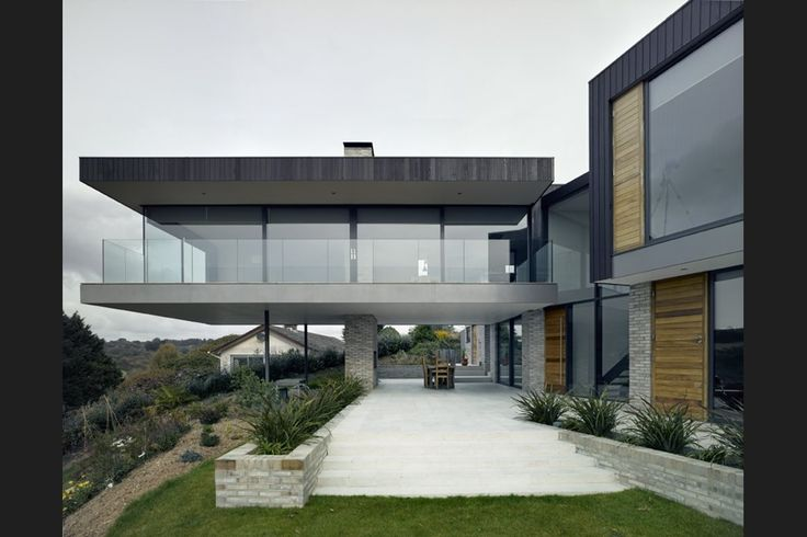 Owers House by John Pardey Architects